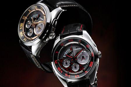 50万円以下の腕時計で求めたい機能3:クォーツなら究極級のデキになります