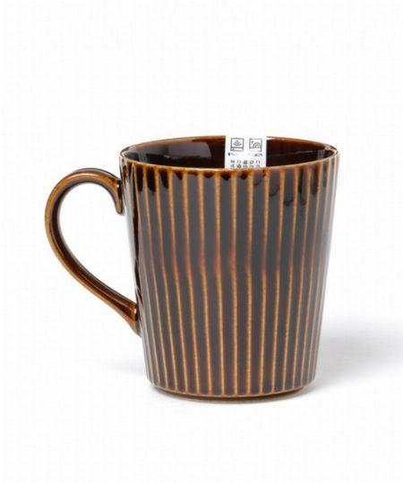 『ラコレ』華蝶扇マグカップ