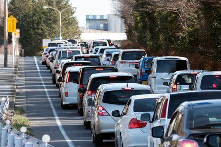 帰省、旅行で出会う大渋滞。家族で楽しく切り抜けるには?