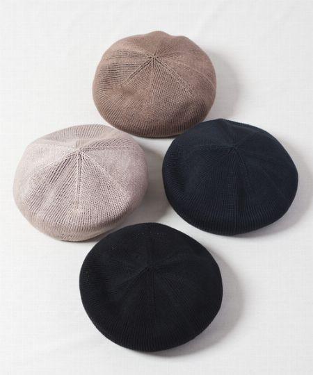 帽子が似合わない……と諦めないで。ベレー帽は大人が被りやすいおすすめヘッドウェア 2枚目の画像