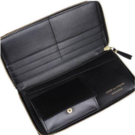 財布としての使い勝手や機能性はキープ