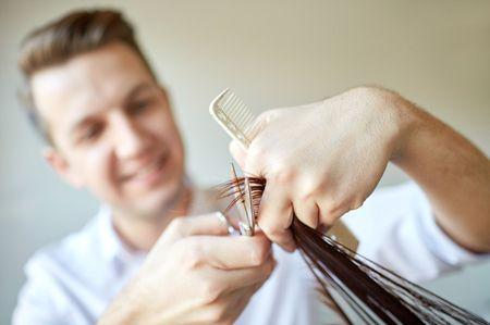 雑学1:完成したヘアのイメージと違う時は、無料でやり直してもらえることが多い