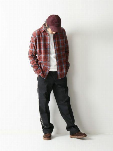 ネルシャツのおすすめブランドを押さえる前に。知っておきたい選び方の視点 3枚目の画像
