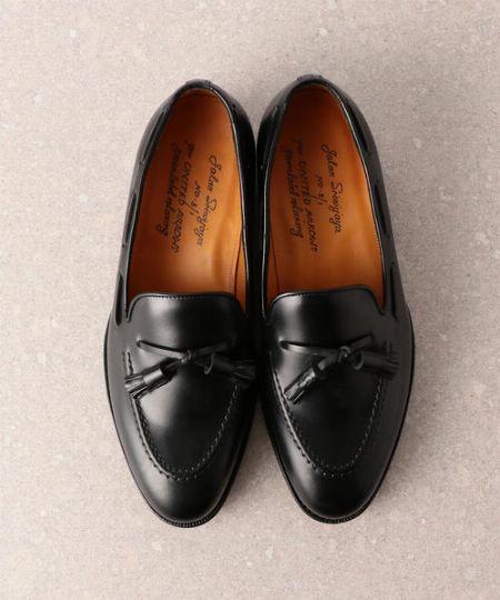 (J)短靴(レザーシューズ)