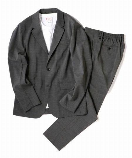 """""""清潔感""""と""""きちんと感""""ある着こなしは、テーラードジャケットで叶えよう"""
