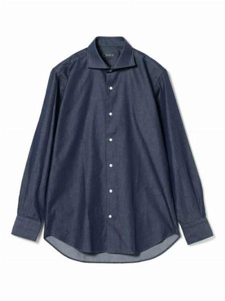 (B)デニムシャツ