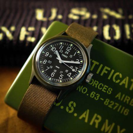 男の定番時計。『タイメックス』というブランドについて