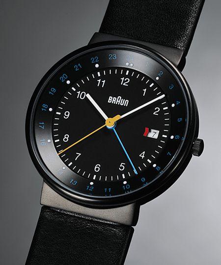 多機能ながらミニマルな実用時計BN0142BKBKG