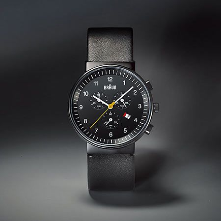 『ブラウン』の腕時計、その魅力とは