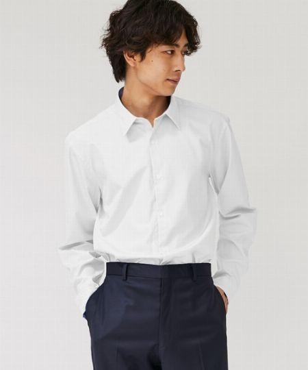 無地ワイシャツ