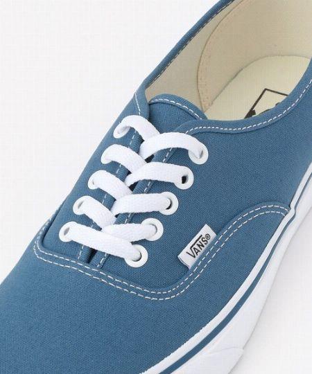 ヴァンズの定番モデル1:「オーセンティック」はブランドの最古参モデル 2枚目の画像