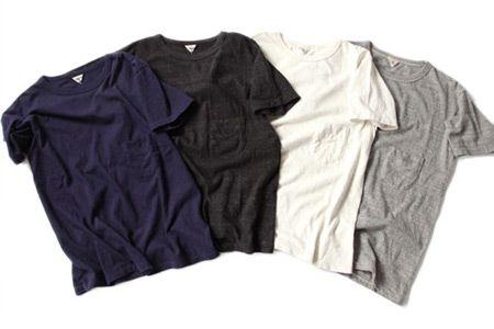 直接触れるからわかる、上質さ。通年使用するならカットソー&Tシャツを