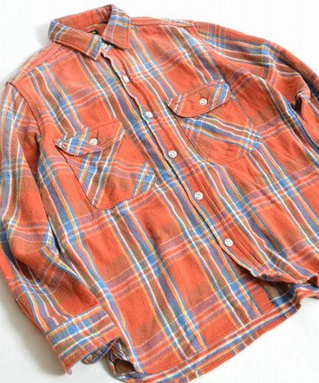 ビーチネルシャツ