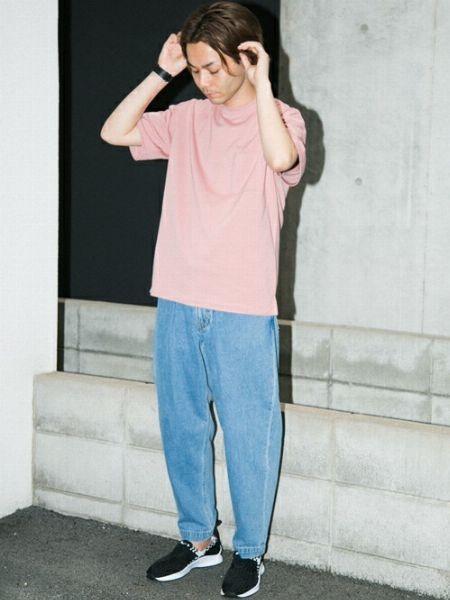 もっと見たい! オーバーサイズTシャツの着こなしサンプル 5枚目の画像