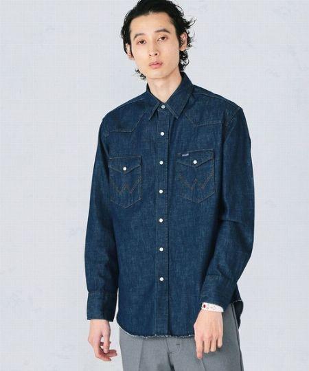 今春買うべきデニムシャツ5選