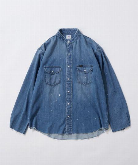 今春買うべきデニムシャツ5選 3枚目の画像
