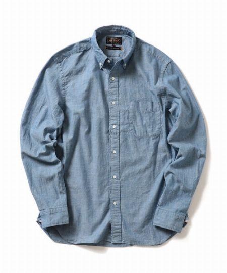 今春買うべきシャンブレーシャツ3選