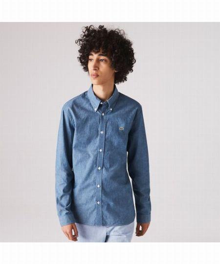 今春買うべきシャンブレーシャツ3選 2枚目の画像