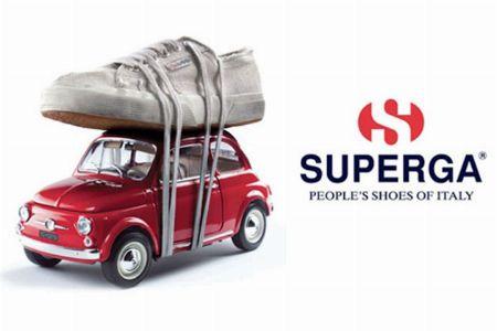 履けば気持ちも軽くなる。『スペルガ』のスニーカーを大人のワードローブに
