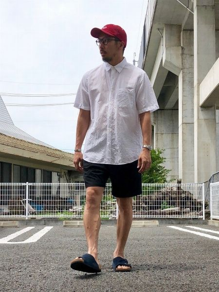 今年の夏こそ白Tから白シャツに!