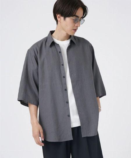 『フリークスストア』ショートスリーブ オープンカラーシャツ