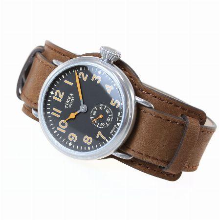 世界で最も売れた時計を軍用時計に昇華した『タイメックス』