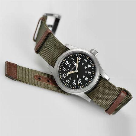 第二次世界大戦で軍用時計を100万本生産した『ハミルトン』