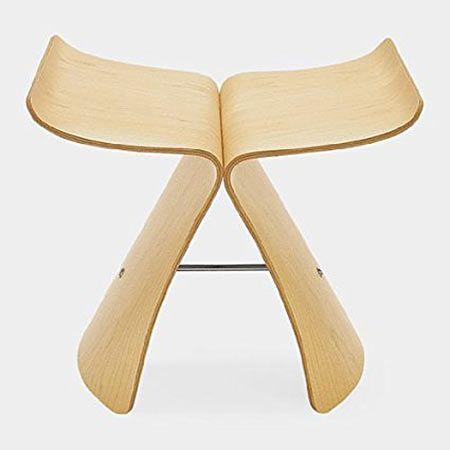 『天童木工』×『柳宗理』バタフライスツール