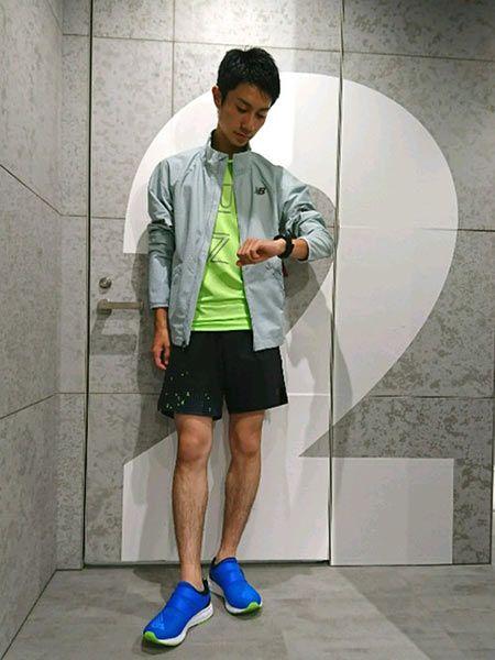 スタイリッシュなジョギングスタイルの好サンプル 3枚目の画像