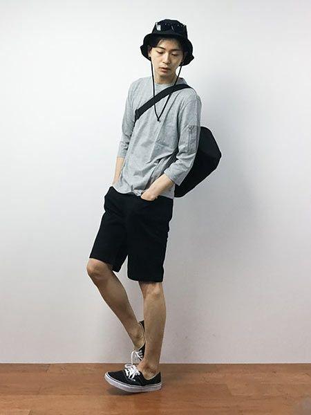メンズのフェスファッション。おしゃれなコーデ20スタイル 17枚目の画像