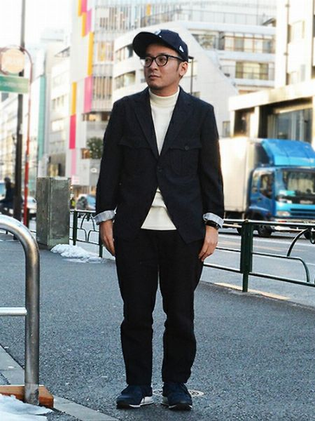 参考にしたい! ストリートファッション10コーデ 9枚目の画像