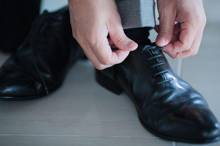 クールビズの着こなしには、どんな革靴が似合うのか?