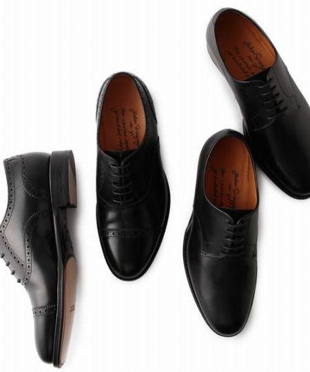 デイリーに履ける革靴とフォーマル仕様の革靴。その違いは大きく分けてこの3つ