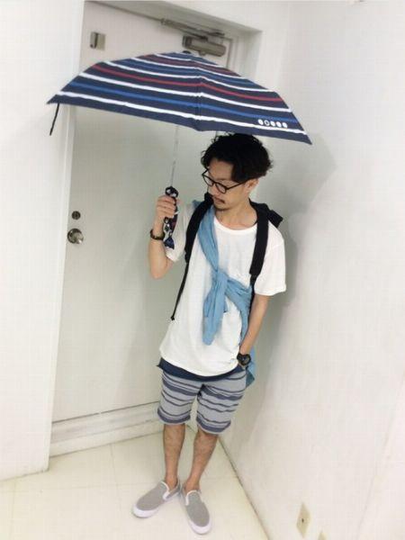 着こなしから探る。紳士傘のコーデ術 2枚目の画像