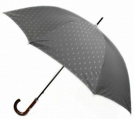 『ポロ ラルフローレン』傘 ジャカード