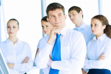 ビジネスシーンでは立場と香りを揃える