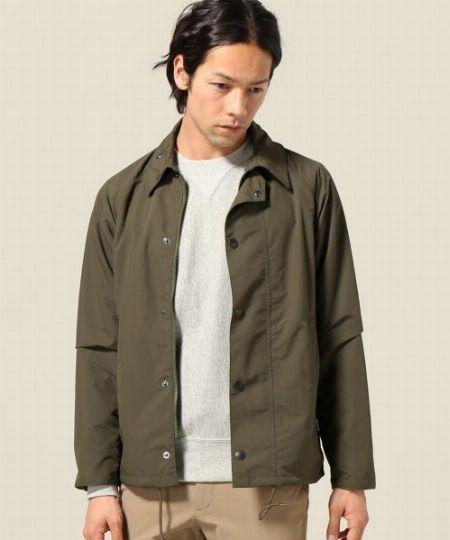 『バブアー』ニュートランスポートジャケット