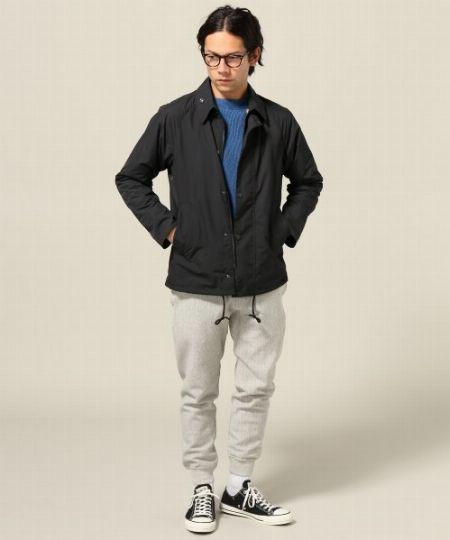 『バブアー』ニュートランスポートジャケット 2枚目の画像
