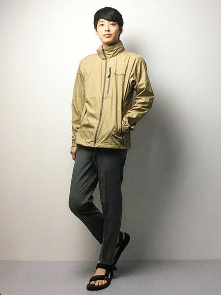 『コロンビア』タグリッジⅡジャケット 3枚目の画像