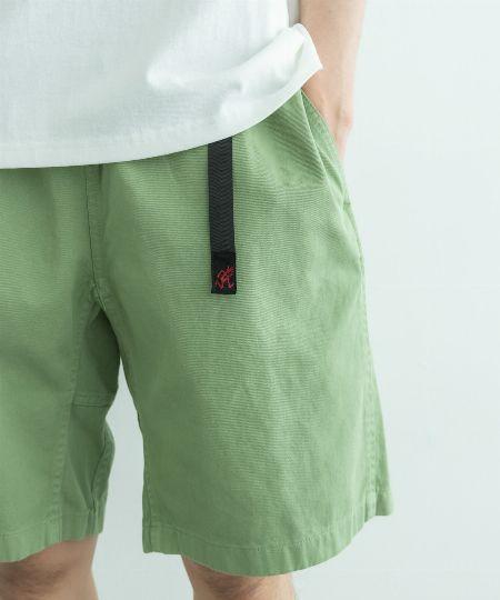 大人の日常着に欠かせない。『グラミチ』のショートパンツ 3枚目の画像