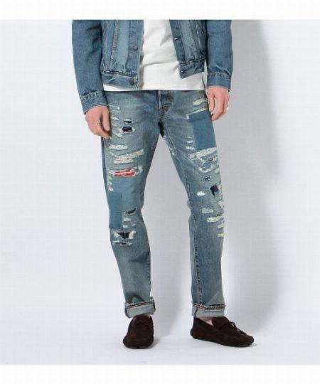 『リーバイス』新旧作を含めて、メンズの着こなしを助けてくれるデニムをラインアップ 5枚目の画像