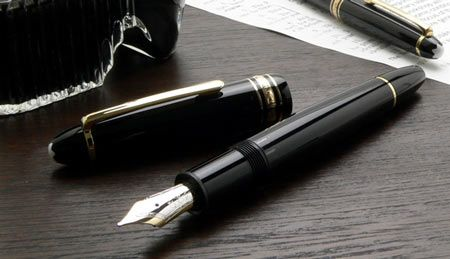 万年筆でこだわりのある大人に