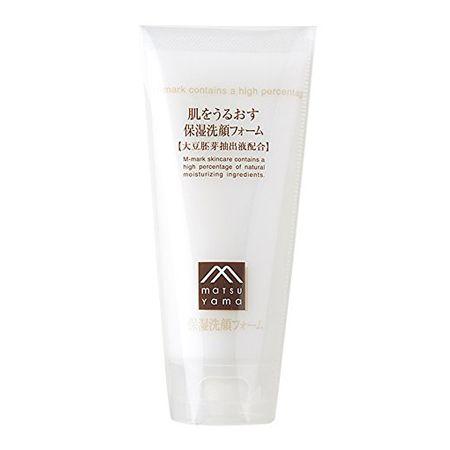『松山油脂』 肌を潤おす保湿洗顔フォーム