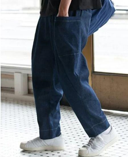 ワイドシルエットの流れはジーンズにも波及!