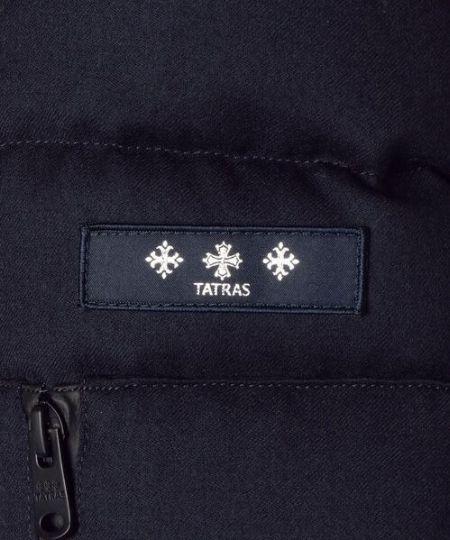 品が良くてきれい顔。『タトラス』のダウンジャケット