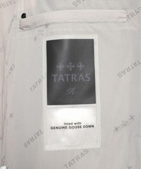 品質も保証済み。『タトラス』はハイクオリティな素材を採用