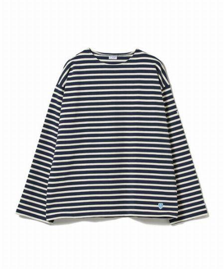 『オーシバル』コットンロード ビッグバスクシャツ