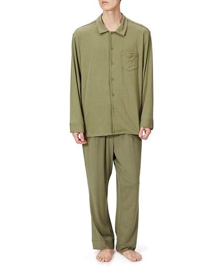 『コムシコムサ』メンズ 上下セットパジャマ