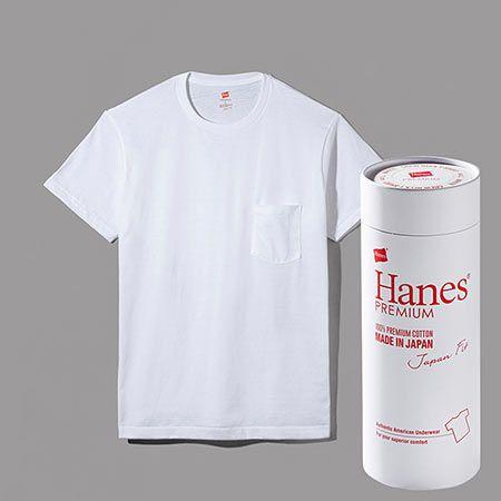さり気ないディテールで差がつくのがポケットTシャツ最大の魅力