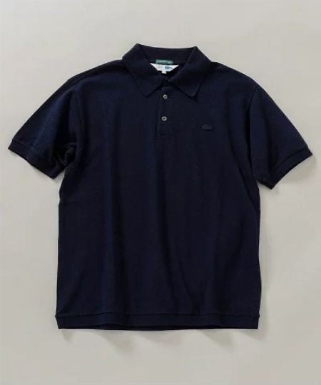 『ビームス』別注 ヘビー ポロシャツ